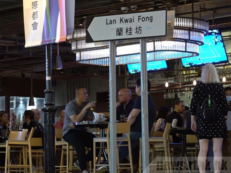港媒稱,港府傾向延長最多8個人聚集的限聚令。(香港電台)