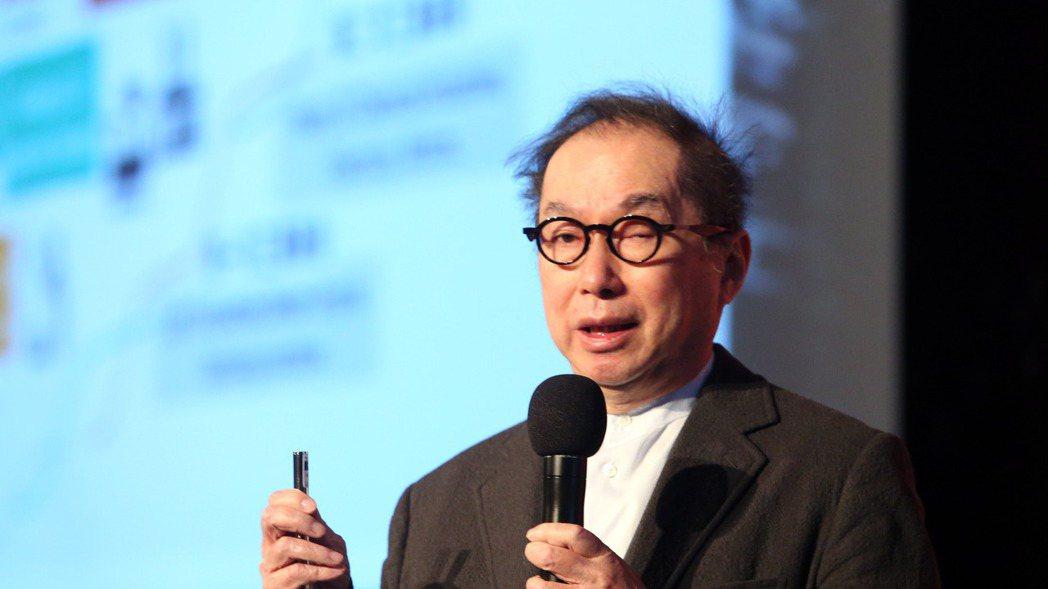 廣達集團董事長林百里。 本報資料照片