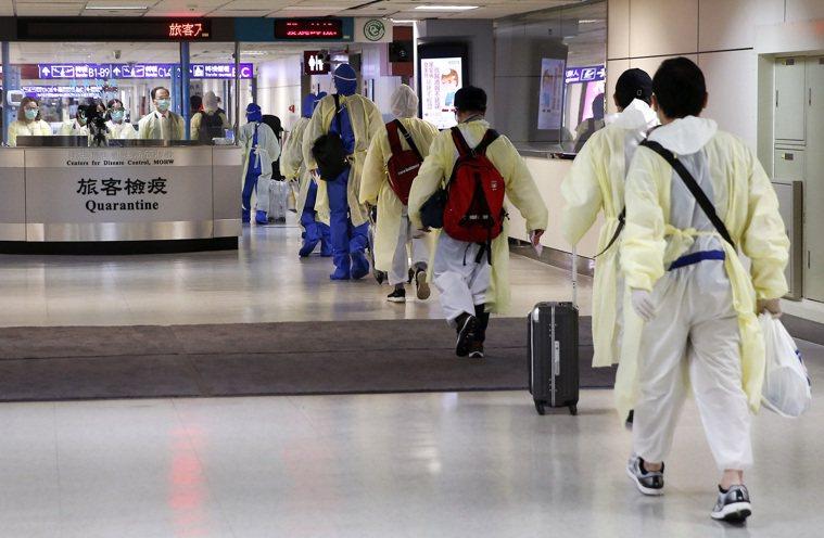 台灣政府與美國史丹佛醫學院將共同合作一項國外旅客檢疫和檢測計畫。本報資料照片