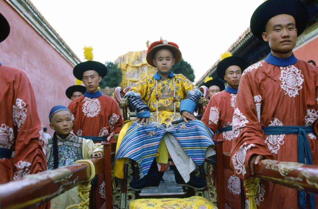 近期重映電影多,「末代皇帝」以250萬票房登上新片票房冠軍寶座。圖/甲上提供