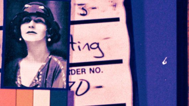在二十世紀初為藝術界掀起顛覆性革命的電影產業,也正巧與香奈兒女士透過設計解放女性...