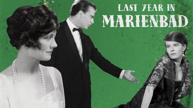 香奈兒女士讓女星黛芬賽赫意在電影《去年在馬倫巴》(1961)中穿上香奈兒高級訂製...