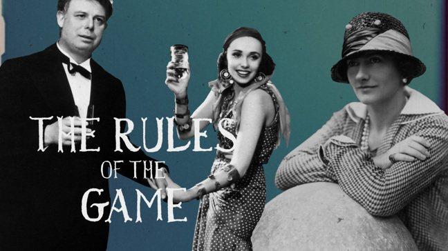 雷諾瓦電影《遊戲規則》(1939)電影中女星造型也是由香奈兒女士打理。 圖/香奈...