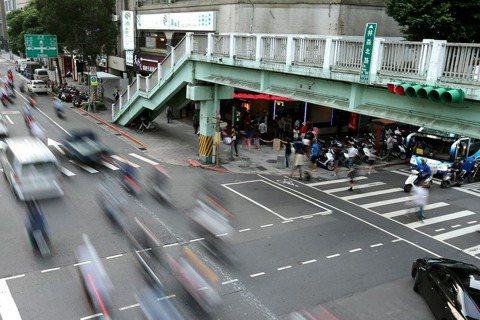 「路邊停車格要收費而不是免費」這件事,在台灣也越來越普及。 圖/聯合報系資料照