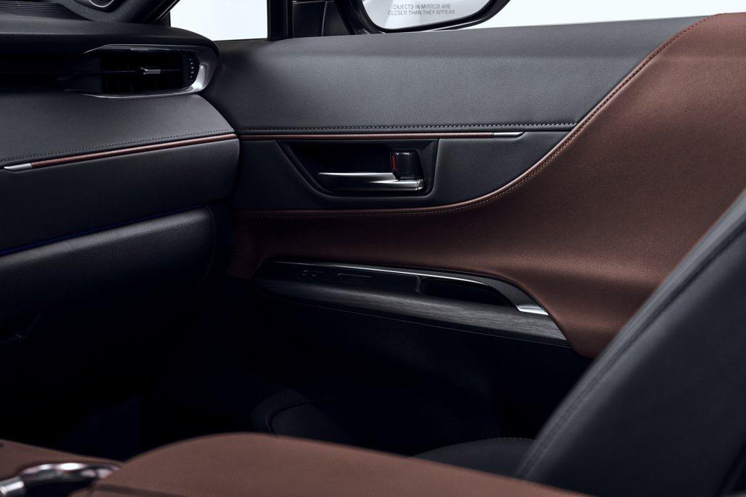 全新Toyota Venza車室用料相當高級有質感。 摘自Toyota