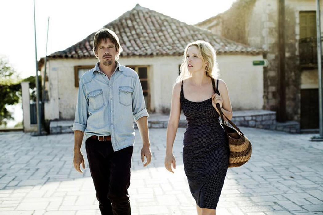 《愛在午夜希臘時》來到中年,益發淡然地看待時間。 圖/IMDb