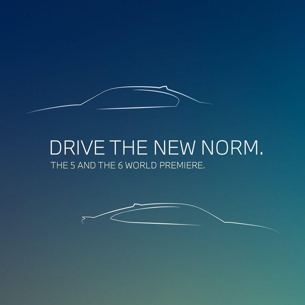 小改款BMW 5 Series、6 Series GT預告下周三將於韓國舉行全球...