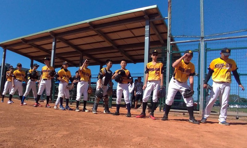 興華社區棒球隊。 興華社區棒球隊提供