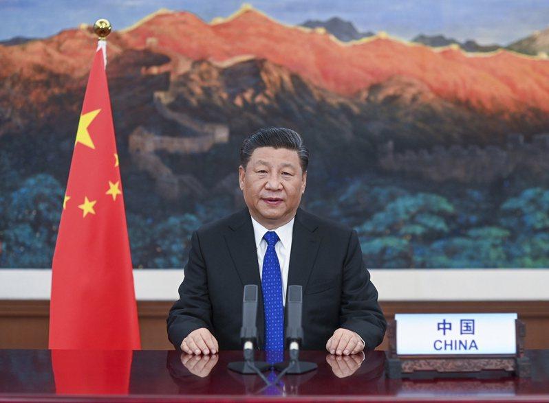 中國大陸國家主席習近平。新華社