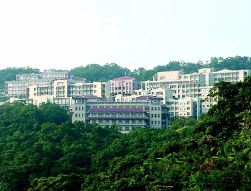 華梵大學。報系資料照