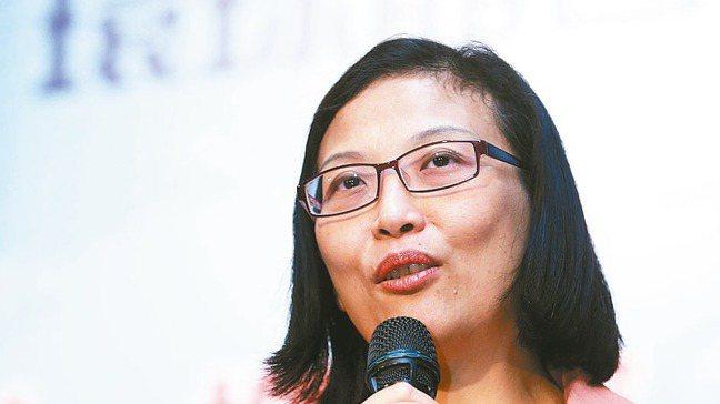 環球晶董事長、中美晶總經理徐秀蘭。 本報資料照片