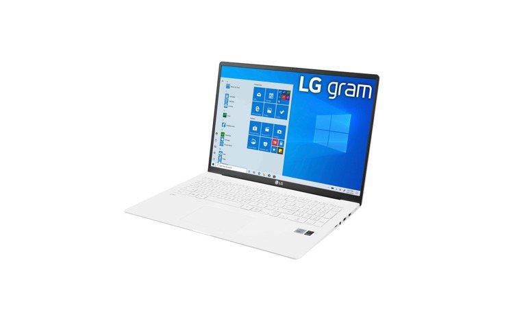 LG gram筆電,建議售價39,900元起。圖/LG提供