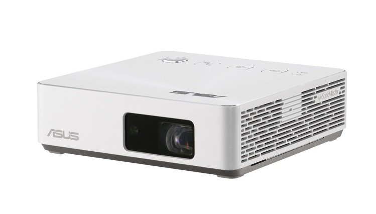 ASUS ZenBeam S2微型LED無線投影機(珍珠白,建議售價15,900...