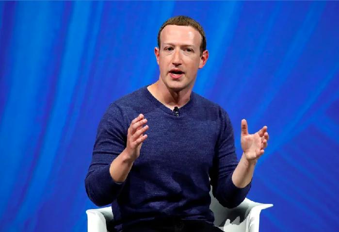 臉書創辦人兼行政總裁祖克柏(Mark Zuckerberg)。 圖/路透