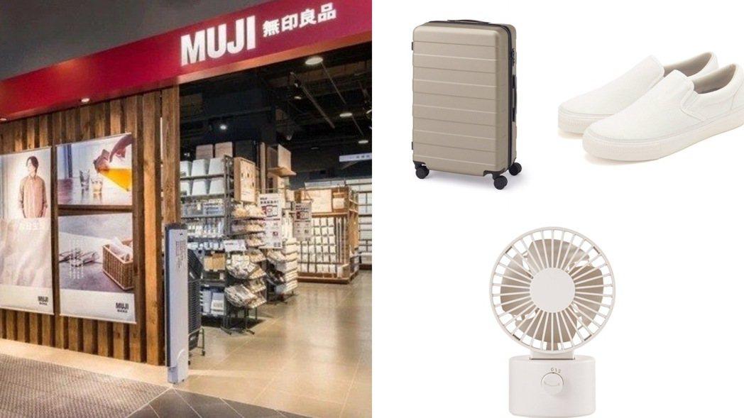 MUJI無印良品5/20至6/2推出逾20款商品系列、超過150項商品享現折優惠...