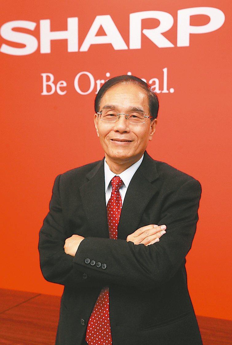 夏普會長戴正吳表示「5G台灣陸續開台,夏普去年已先在日本發布手機,雖然東京奧運因為疫情而延後舉辦,但夏普即時提供日本口罩,並成為第一品牌熱銷至今,持續提供優質產品服務日本社會,也希望回來貢獻台灣。」本報資料照