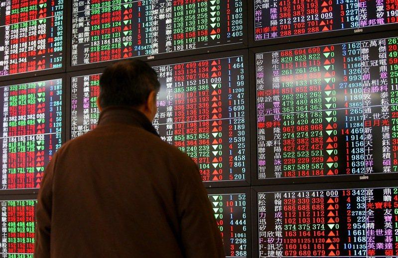 台股今(21)日再度攻上萬一大關,收在11,008.31點作收,上漲100.51點。圖/聯合報系資料照片