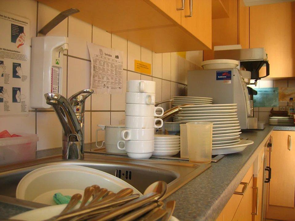 洗完全部的鍋碗瓢盆,水槽淨空之後,總算告個段落了。好不容易才將它完成,要不要試試...