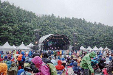 【當代冒險】從1997年開始的冒險:Fuji Rock 日本富士音樂祭