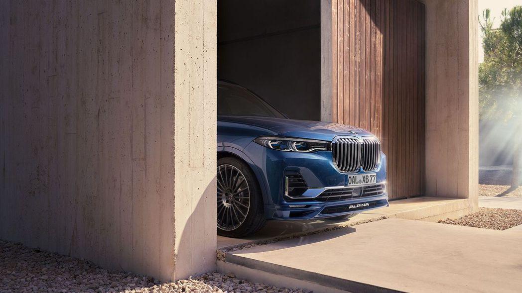 雖然沒有BMW X7 M可選擇,但Alpina推出了XB7一圓想要性能大休旅車迷...