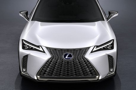 定位在UX之下?Lexus嶄新跨界休旅BX消息曝光!