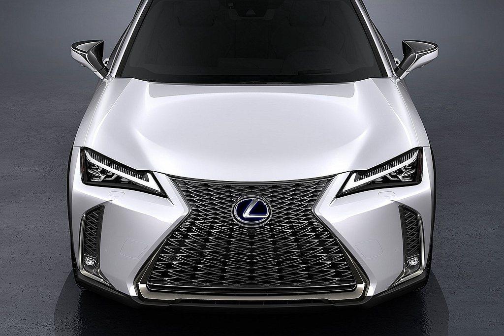 Lexus有望推出定位在UX之下的新跨界作品。 圖/Lexus提供