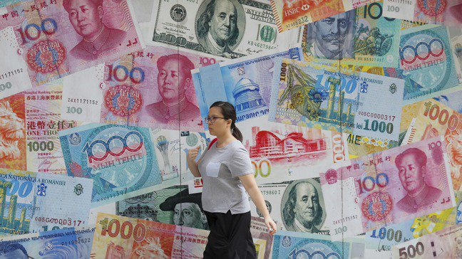 多國央行與IMF等國際機構雖對全球經濟體系注入龐大資金,但真正急需美元資金的新興...