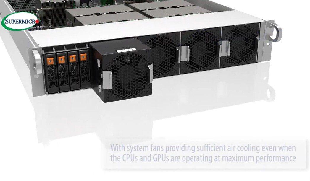 Supermicro推出搭載最新NVIDIA A100 Tensor Core ...