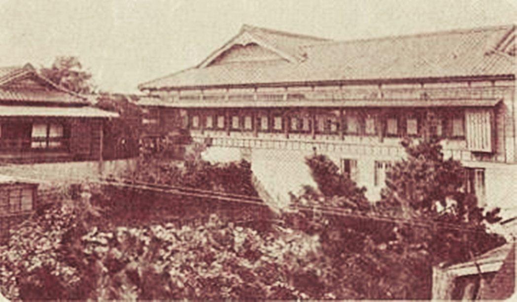 昭和初期的玉川旅館。玉川旅館創立於大正10年(1921年),最初是一間料亭,後來...