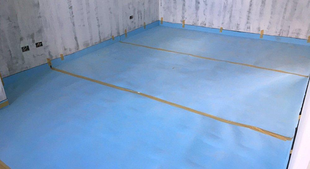 普渼登代理歐洲頂級樓板緩衝材墊具備單層降噪22分貝的良好隔音效果。 普渼登/提供