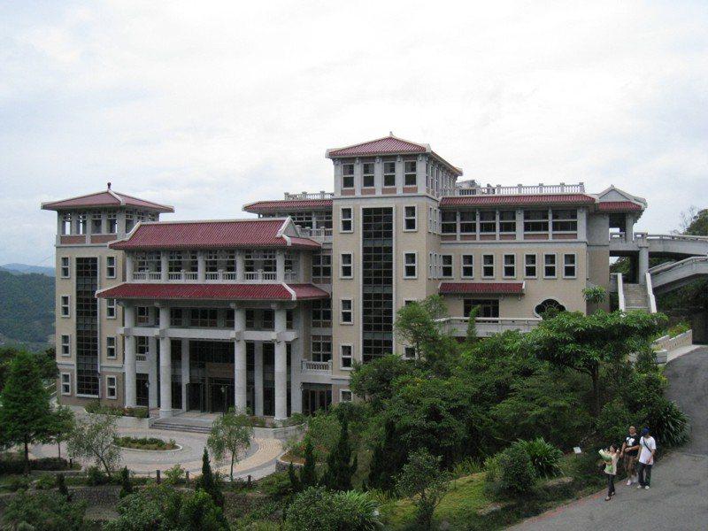 華梵大學昨天宣布「全校免學費」政策,創高教首例。 圖/聯合報系資料照片