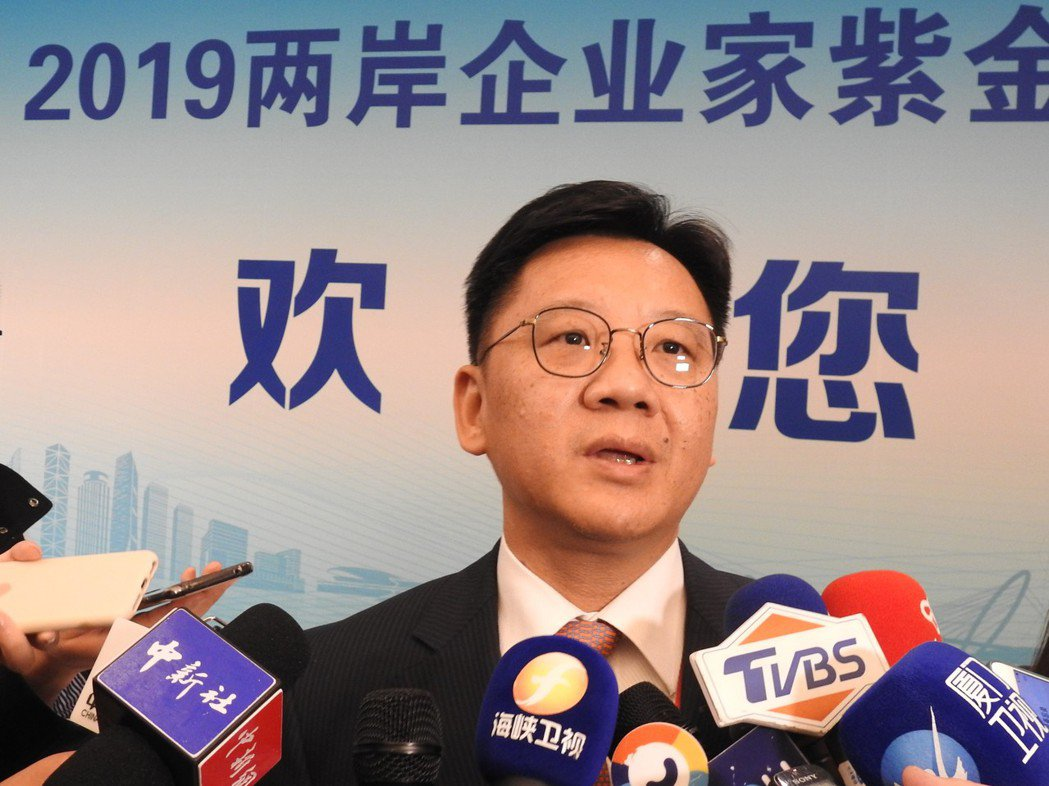 大陸全國台企聯會長李政宏。(本報系資料庫)