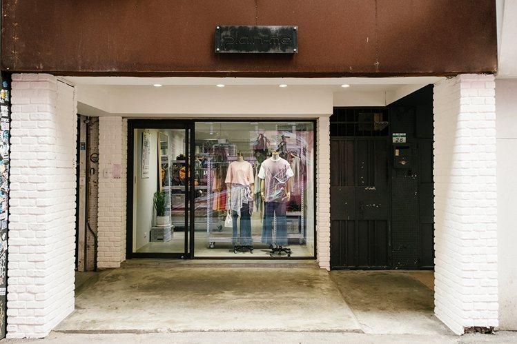 plain-me西門店在經過整修後,日前也重新開幕,將陸續引進新品牌。圖/pla...