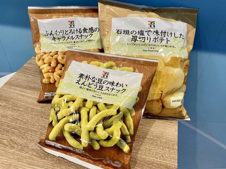 日本7PREMIUM系列零食新品,即日起至6月16日止,指定商品任選買2送1。記...