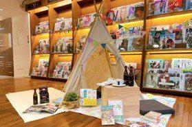 敦南誠品熄燈倒數 開放到書店裡吃宵夜還可露營