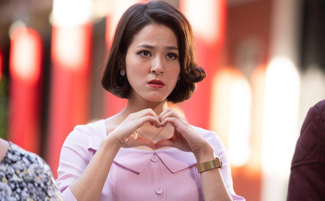 蘇晏霈劇中願意為愛付出一切。圖/公視提供