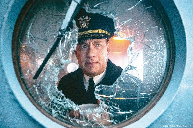 湯姆漢克斯「怒海戰艦」最後決定撤擋。圖/摘自imdb
