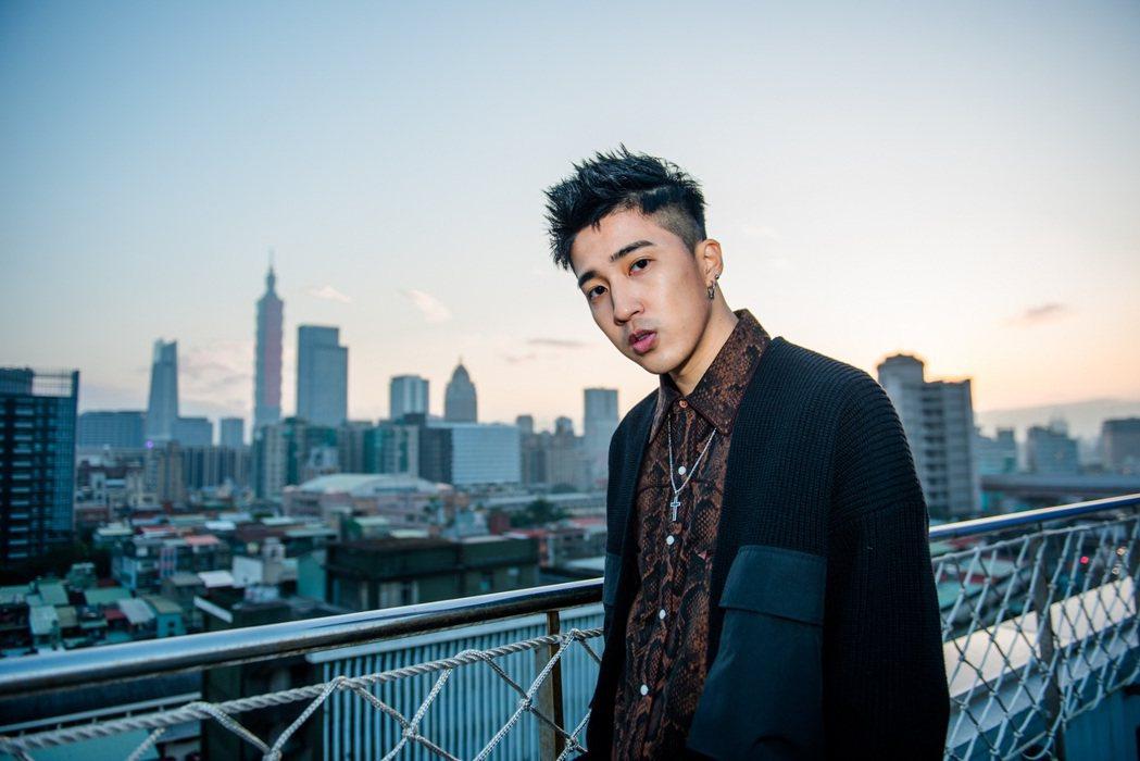 婁峻碩推出新歌「STAY BYE」。圖/想不到音樂工作室提供