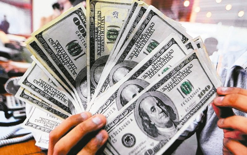 中央銀行公布國際收支,受到疫情衝擊,第1季外資證券投資單季劇減新台幣5,340億元。(本報系資料庫)