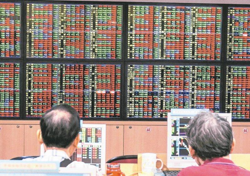 台股開盤指數10,977.55點,下跌30.76點。彭博資訊