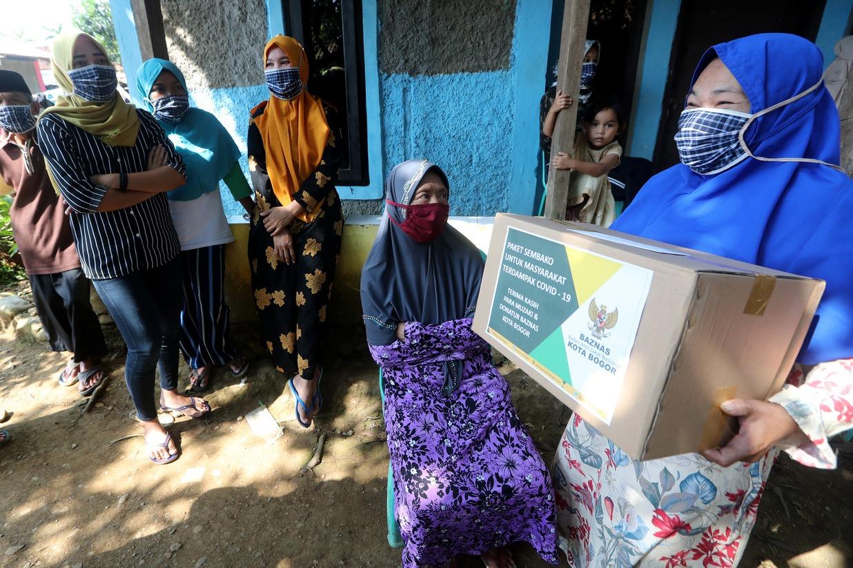 印尼新冠肺炎疫情升溫 醫療體系瀕臨崩潰