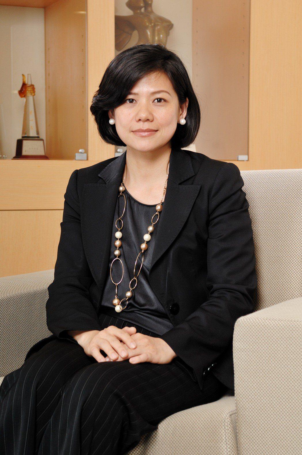 勤業眾信聯合會計師事務所金融服務產業負責人吳怡君會計師。業者/提供