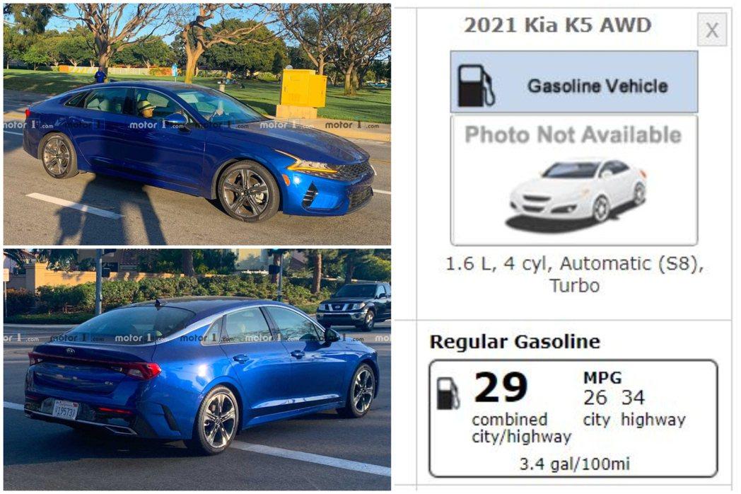 從近期於美國加州捕獲的無偽裝測試車,再加上近日美國EPA網站中出現的車名,似乎已...