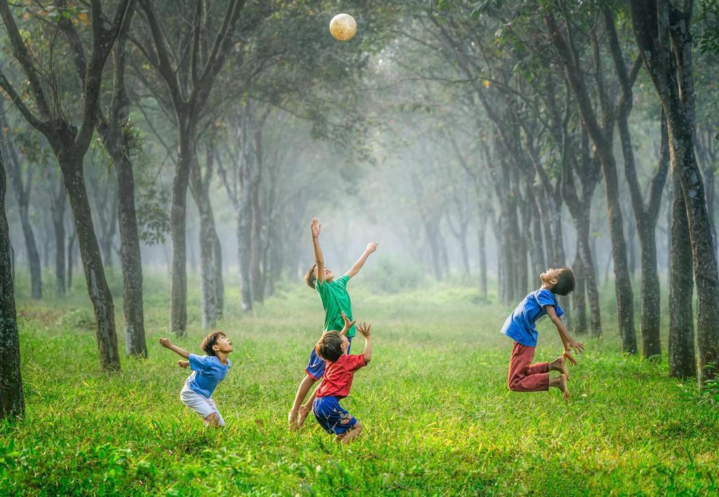 你眼中的童年該是什麼樣子?