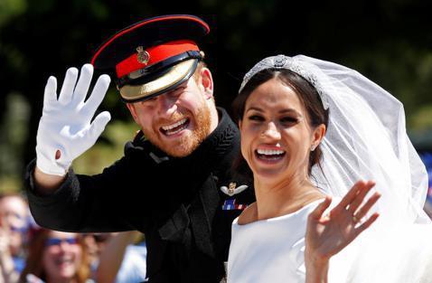 英國哈利王子與妻子梅根年初宣布卸下皇室重要成員的身分,引起各方震動,3月完成所有的皇室勤務後,前往美國開始新生活,兩人已經為兒子亞契慶祝過滿一歲的生日,很快就到了他們的結婚兩周年紀念日。由於還在新冠...