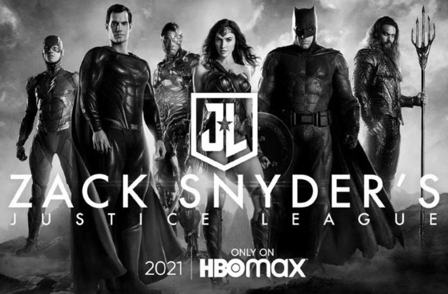 「查克史奈德版正義聯盟」將在明年於HBO Max獨家推出。圖/摘自HBO Max