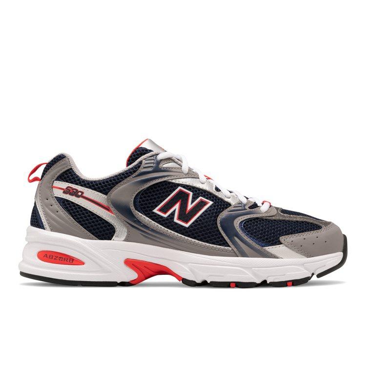 New Balance MR530鞋2,980元。圖/New Balance提供