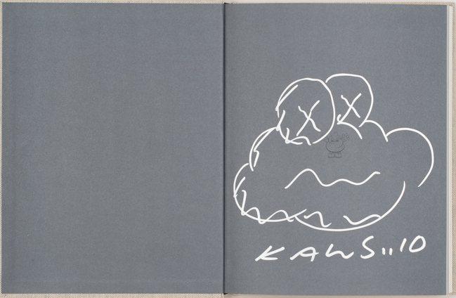 羅芙奧「ALL IN無設限」專場,美國潮流藝術家KAWS則簽名塗鴉3,500美元...