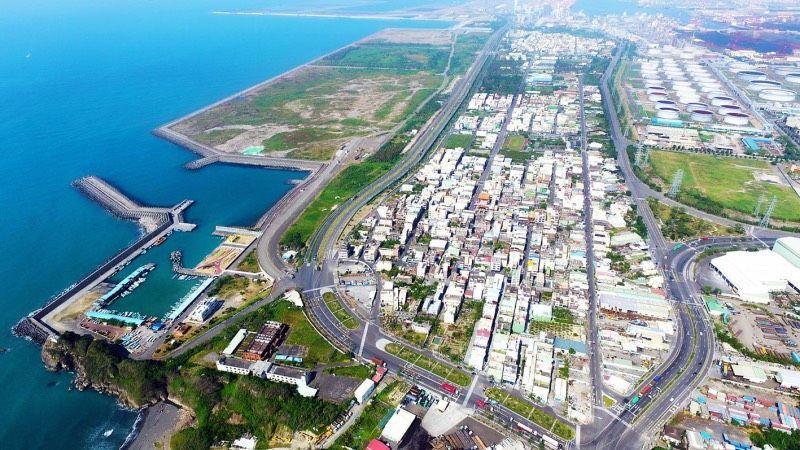 大林蒲遷村案涉及近1萬8千戶、超過2萬居民。圖/高雄市都發局提供