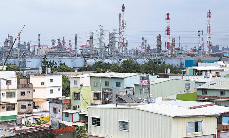 大林蒲遷村案涉及近1萬8千戶、超過2萬居民。本報資料照片